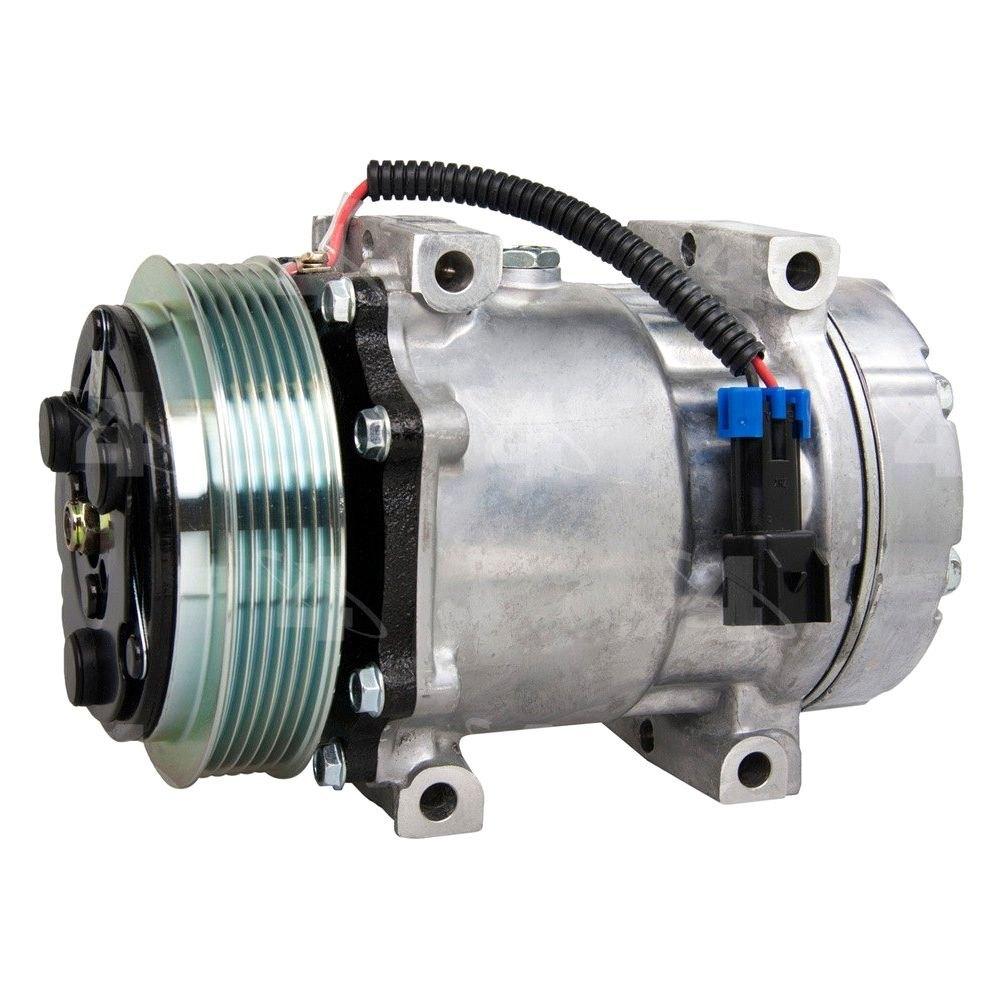 Four Seasons U00ae 158576  C Compressor With Clutch