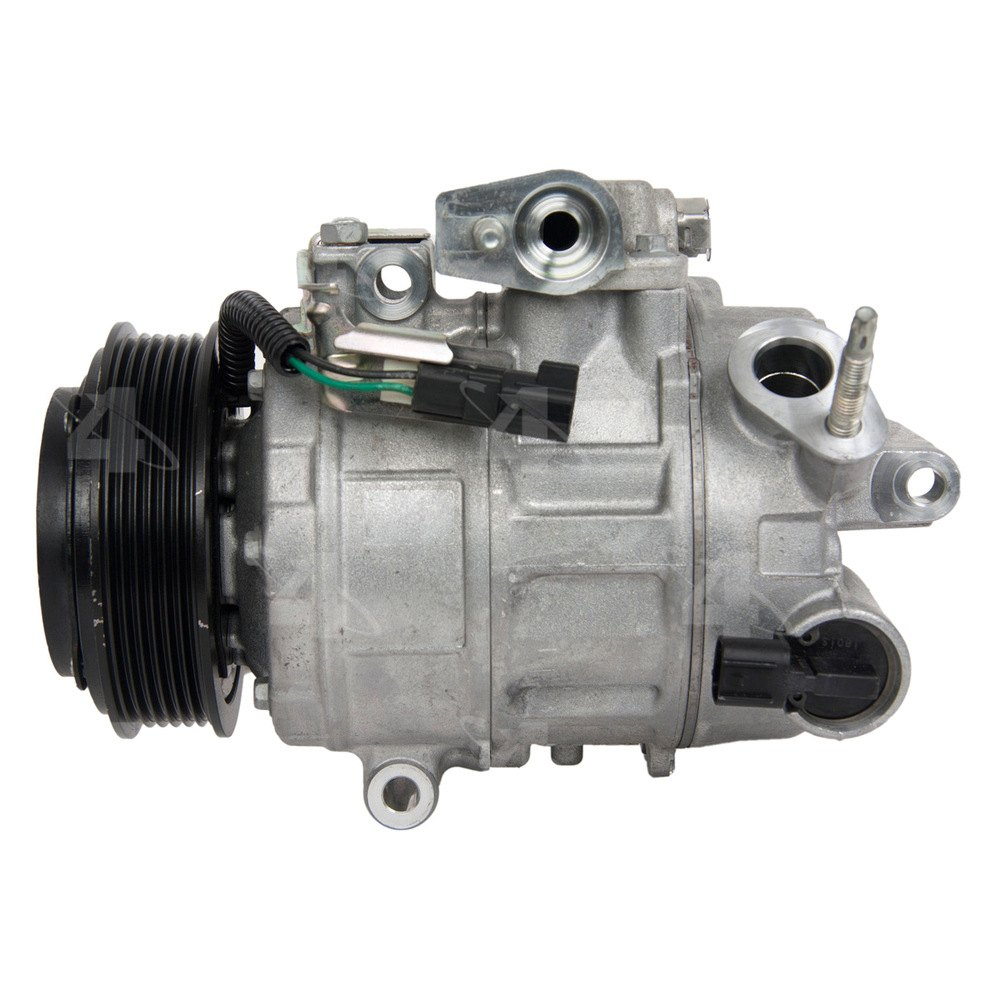 Lincoln Mks Parts: Lincoln MKS With Factory Compressor Type
