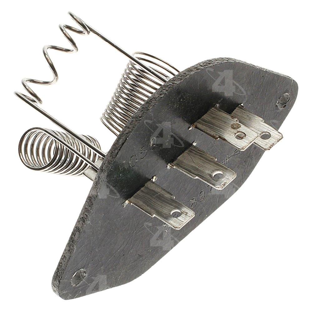 Four seasons chevy monte carlo 1984 hvac blower motor for Hvac blower motor resistor