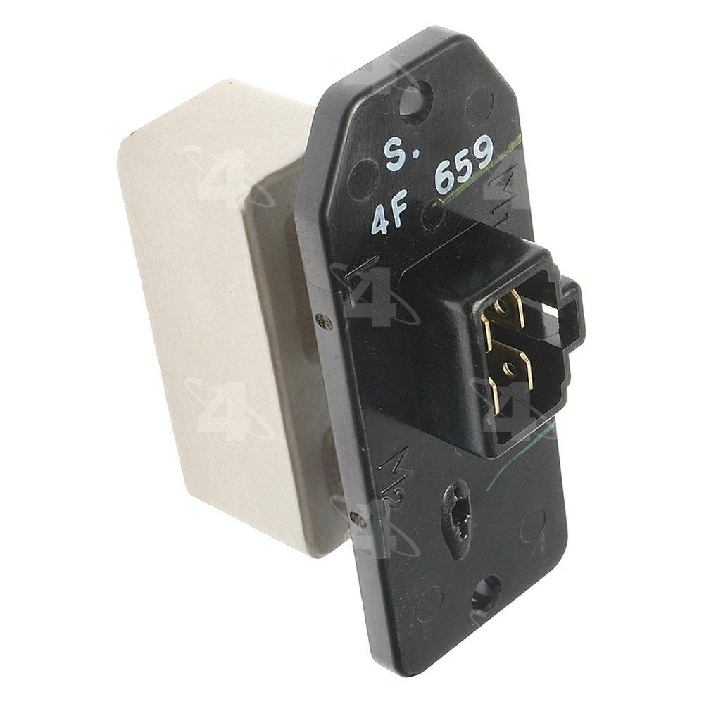 Four seasons 20116 hvac blower motor resistor for Blower motor for furnace cost