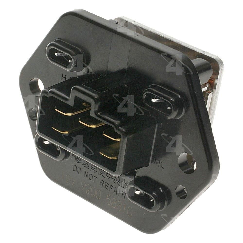 Hvac blower motor resistor for Hvac blower motor resistor