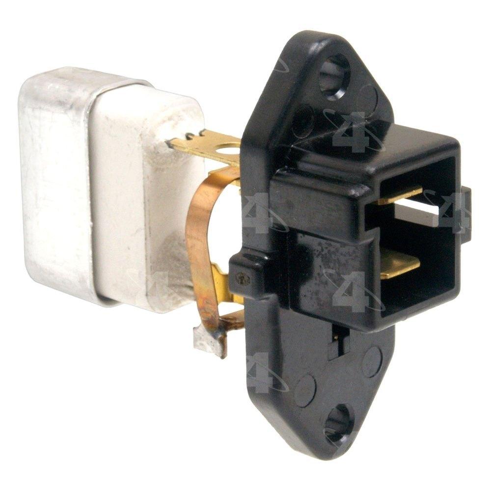 Four seasons 20148 hvac blower motor resistor for Blower motor for furnace cost