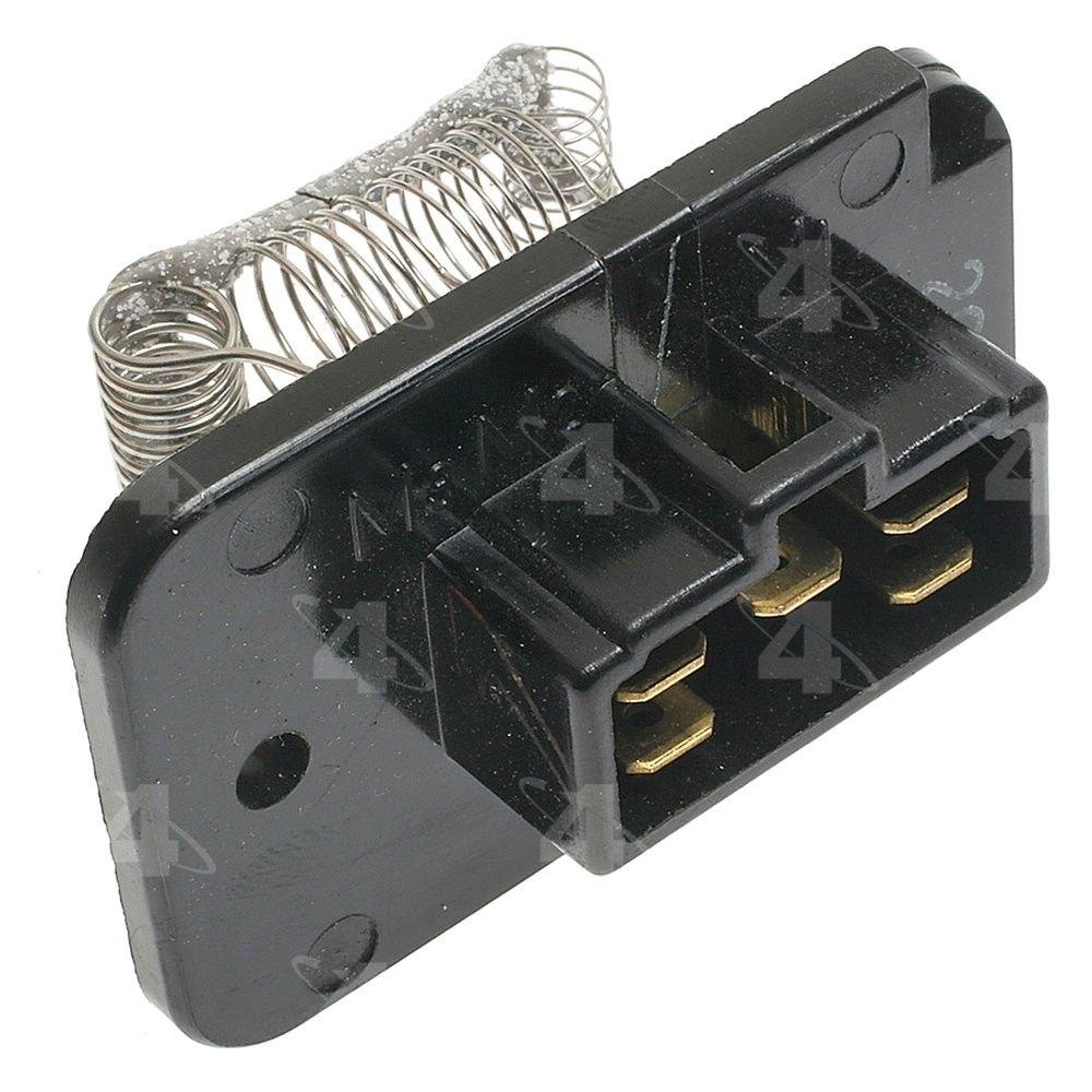 Four seasons toyota celica 1986 hvac blower motor resistor for Blow motor for furnace