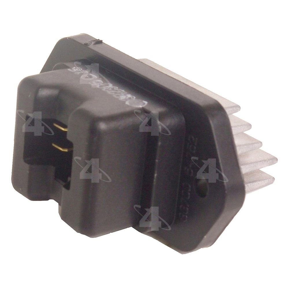 Four seasons honda accord 2 4l 3 0l 2003 2004 hvac for Hvac blower motor resistor