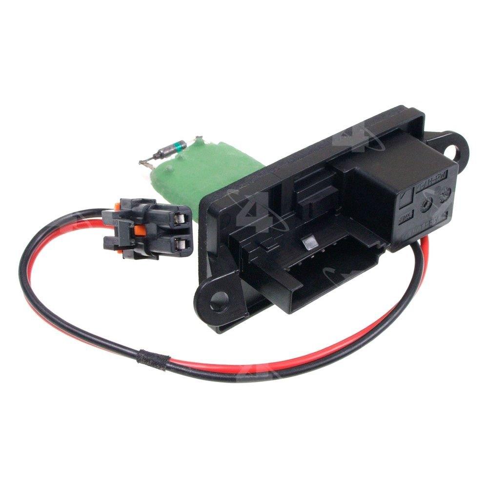 Four seasons 20293 hvac blower motor resistor for Suburban furnace blower motor replacement