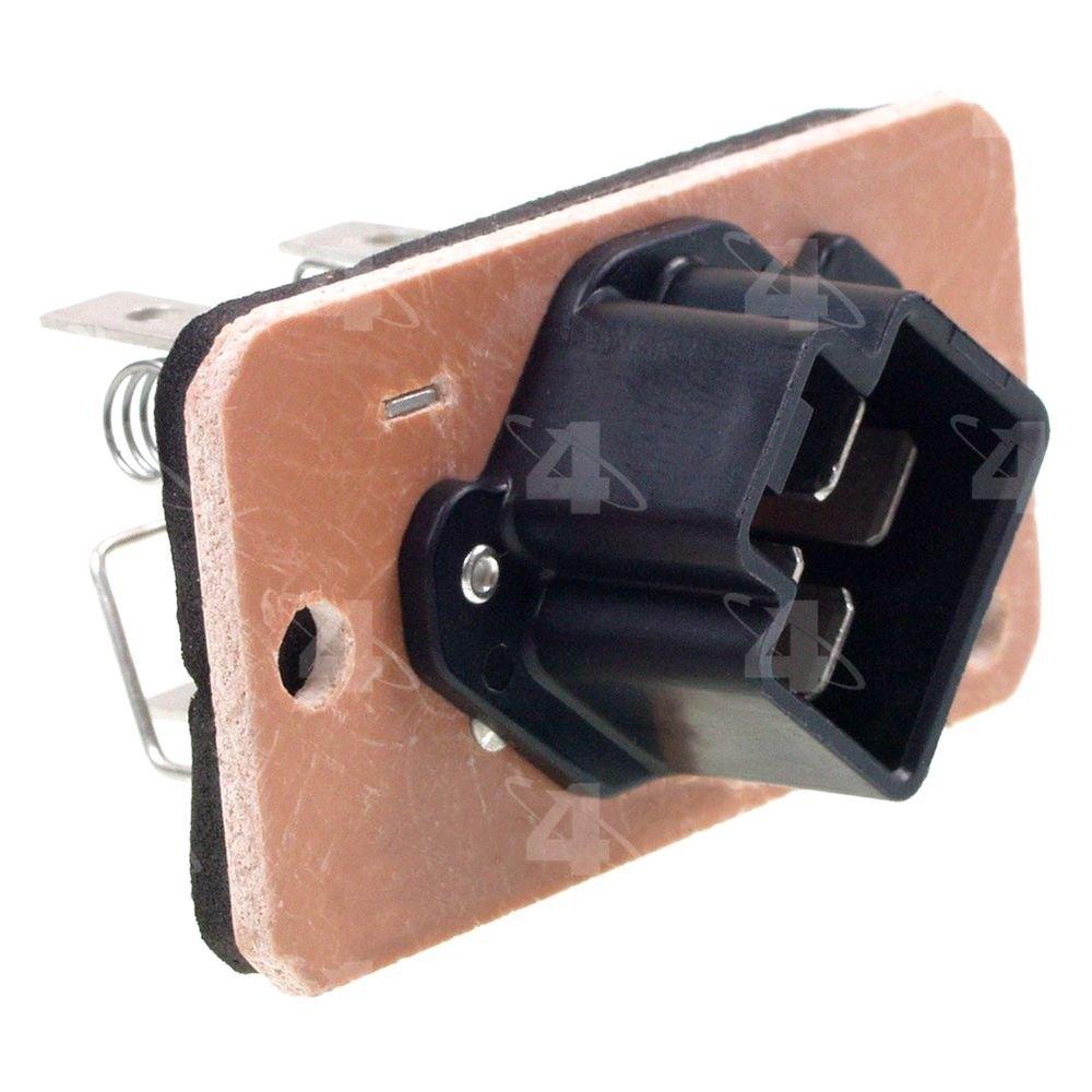 Blower motor resistor mazda tribute 28 images hvac for Blower motor resistor location