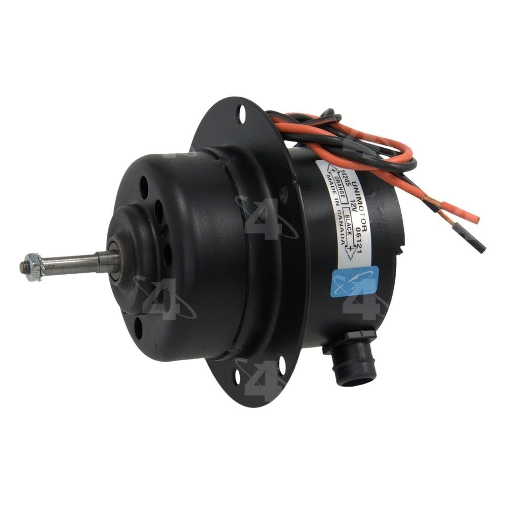 Four seasons 35245 hvac blower motor without wheel for Blow motor for furnace