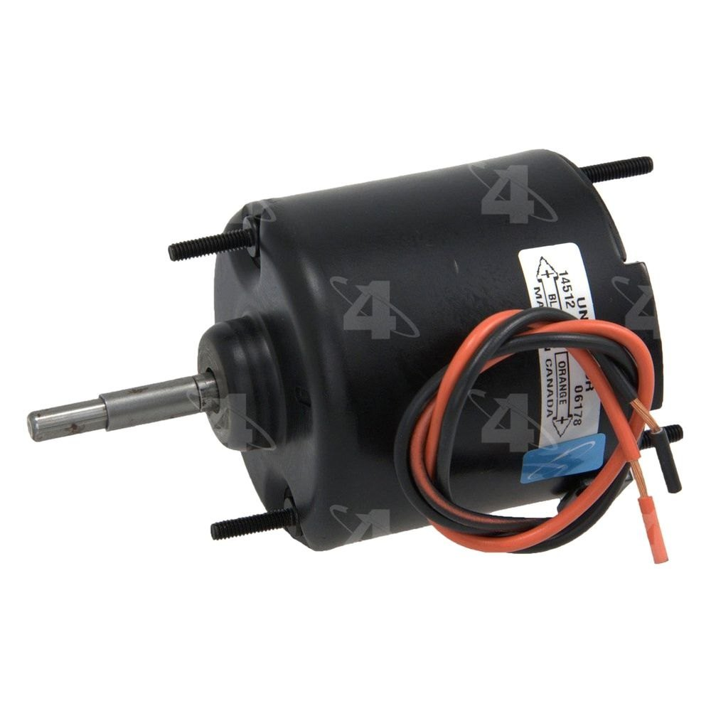 HVAC Blower Motor without Wheel w/o Wheel | eBay