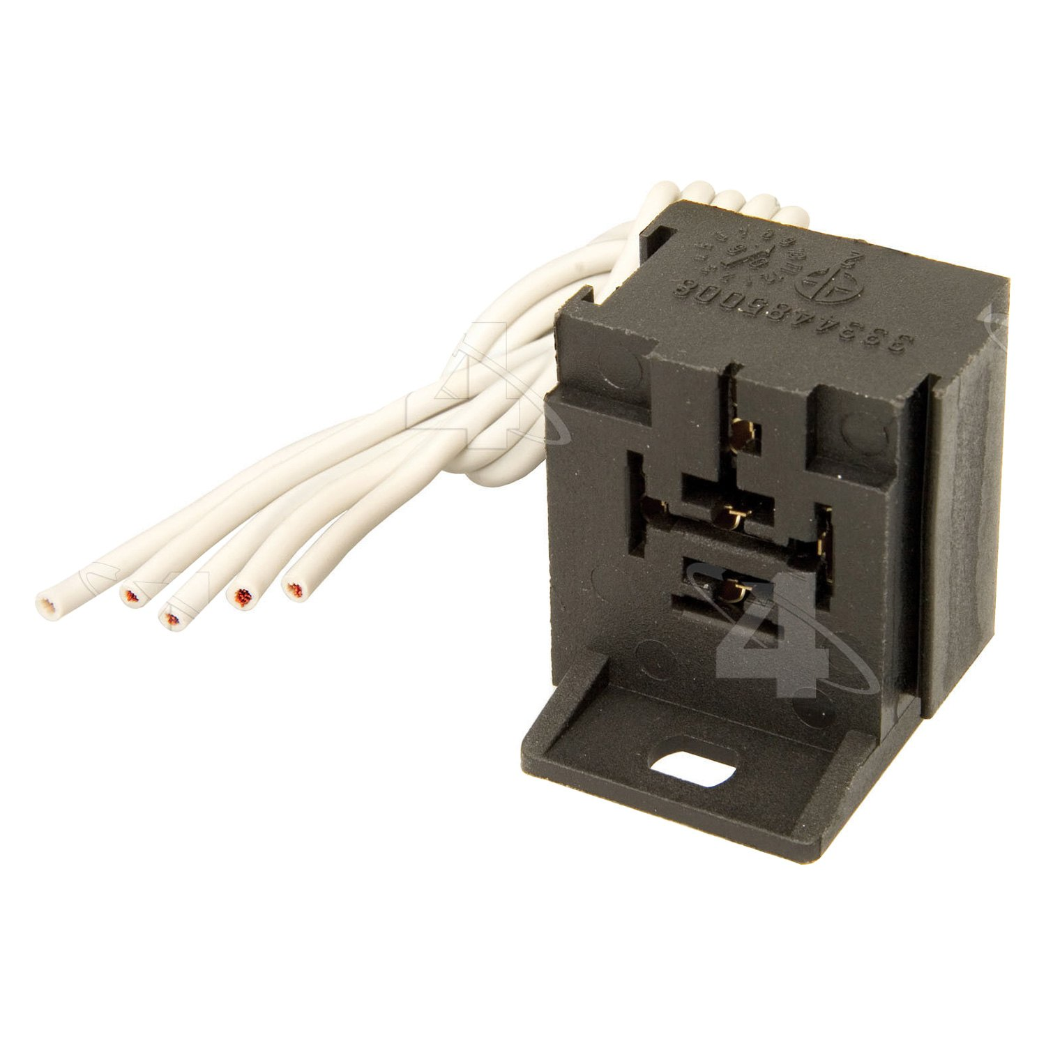 Four seasons 37211 hvac blower relay harness connector for Blower motor fan relay