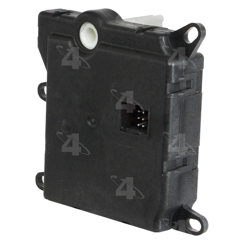 Service Manual 1996 Mazda Mx 3 Heater Core Replacement: Service Manual [Hvac Heater Blend Door Actuator
