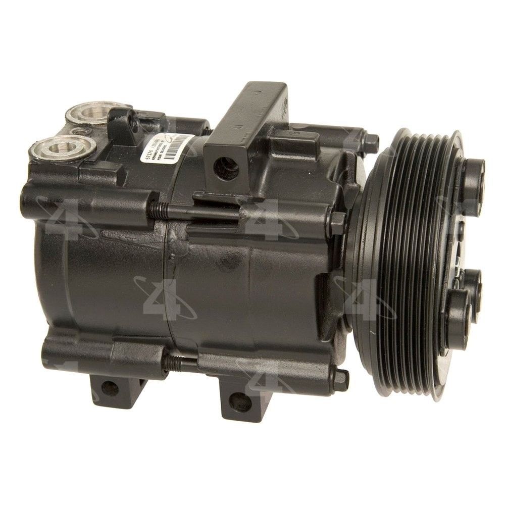 Four Seasons Air Conditioning >> Four Seasons® - Ford Focus With Factory Compressor Type ...