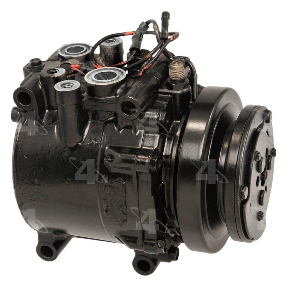 Four seasons honda civic 1985 remanufactured a c for Honda civic ac compressor replacement cost