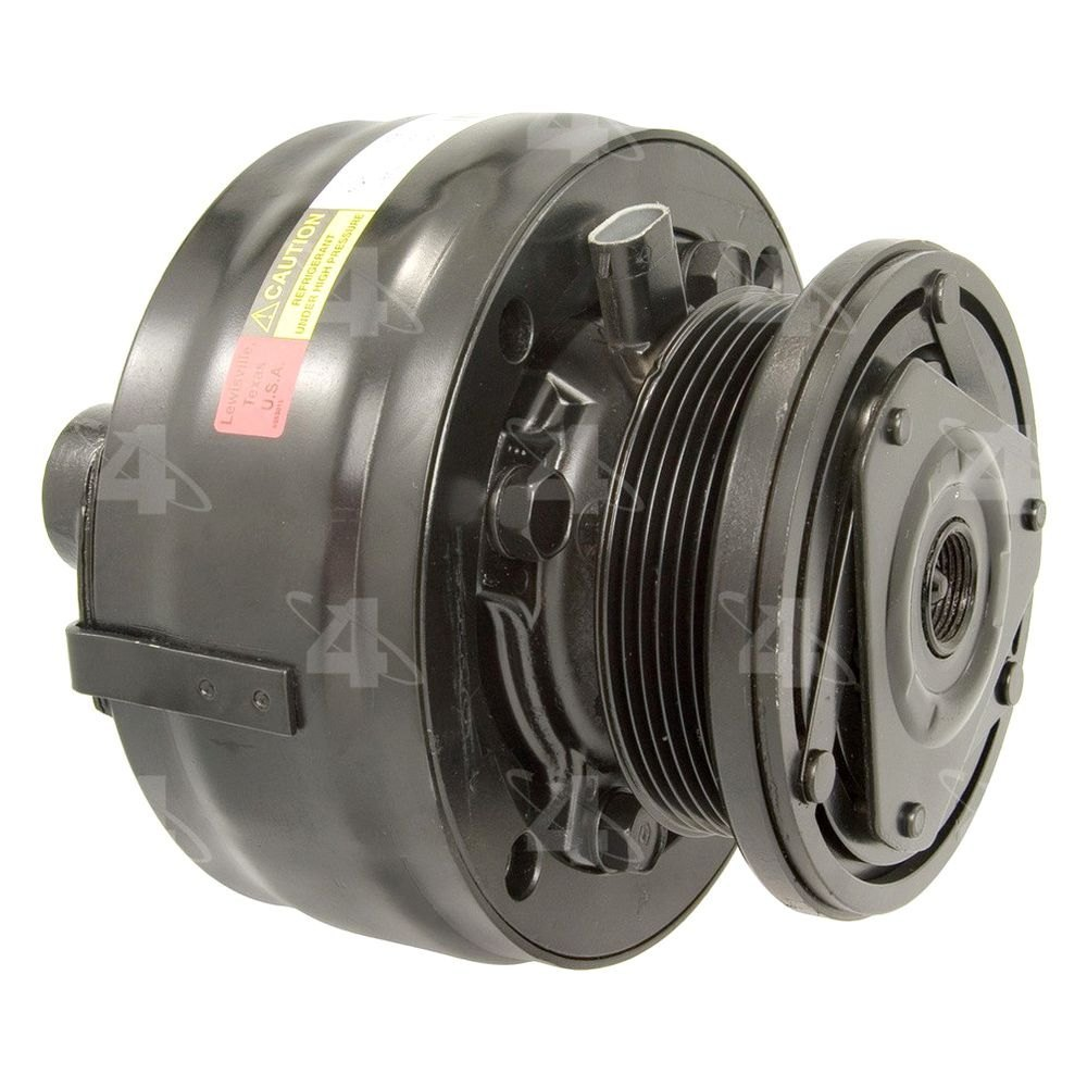 Air Conditioner Compressor Price >> Four Seasons® - Chevy Tahoe With Factory Compressor Type ...