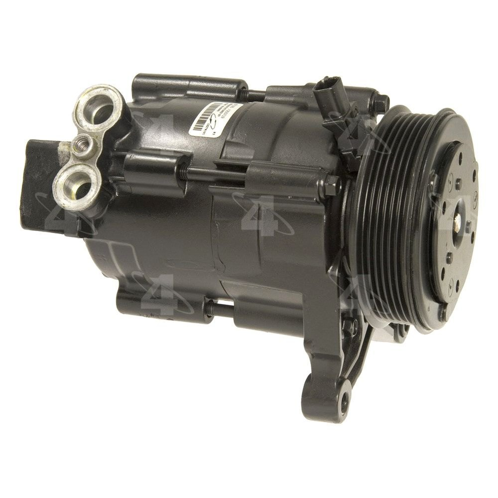 Four Seasons Air Conditioning >> Four Seasons® - Saturn Vue 2008-2009 A/C Compressor with Clutch