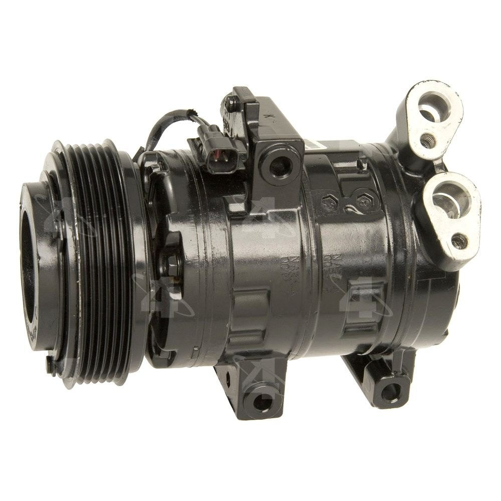 Four Seasons Air Conditioning >> Four Seasons® - Ford Escape 2012 A/C Compressor