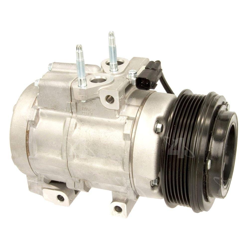 how to change ac compressor clutch