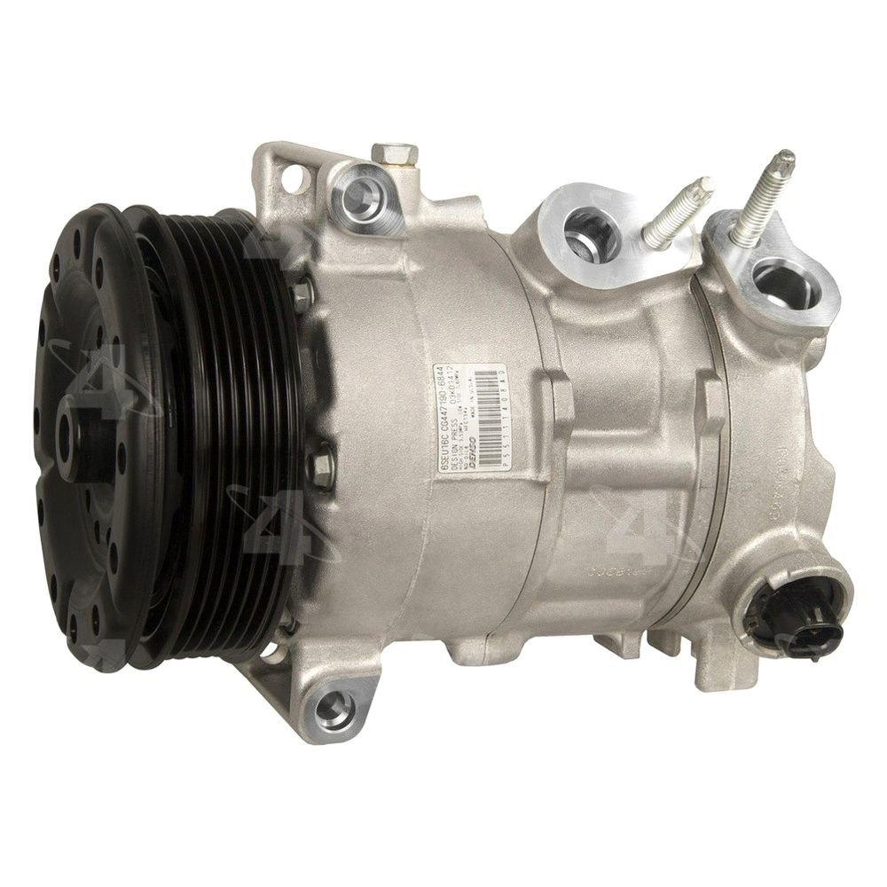 Four Seasons Air Conditioning >> Four Seasons® - Dodge Avenger 2008 A/C Compressor with Clutch