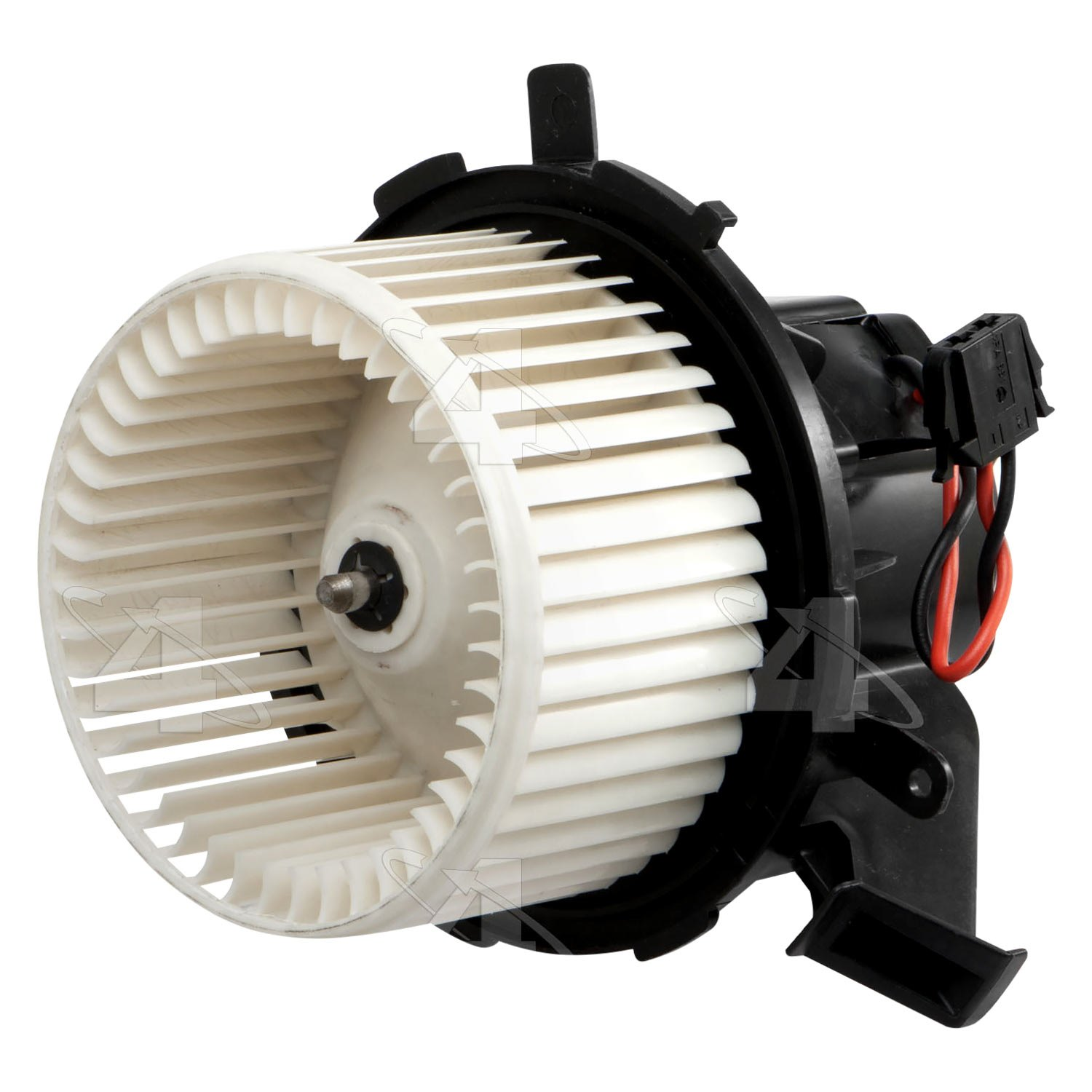 Four seasons 75031 hvac blower motor with wheel for Furnace blower motor replacement cost