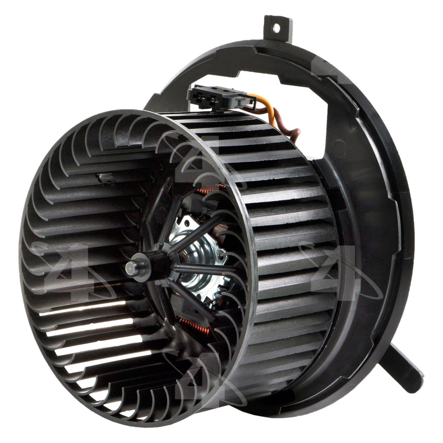 Four seasons volkswagen jetta 2013 hvac blower motor for Home ac blower motor