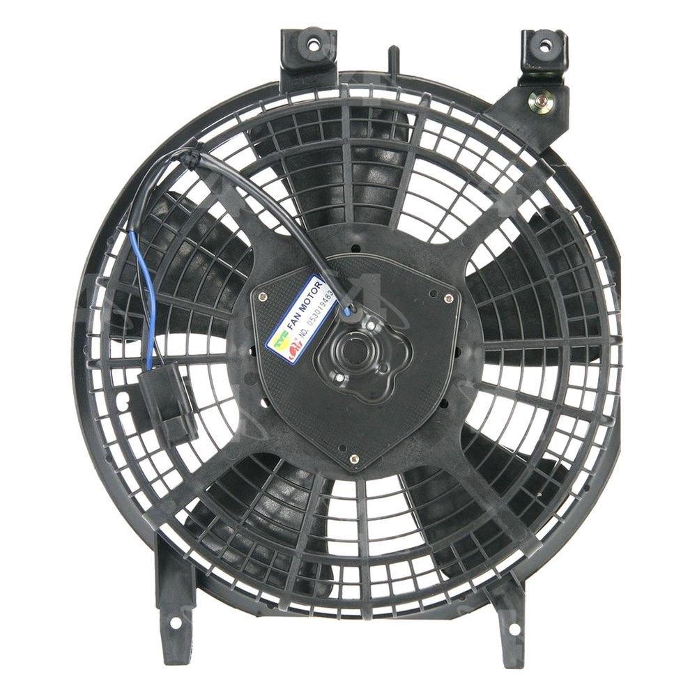 A C Condenser Fan Motor Assembly Ebay