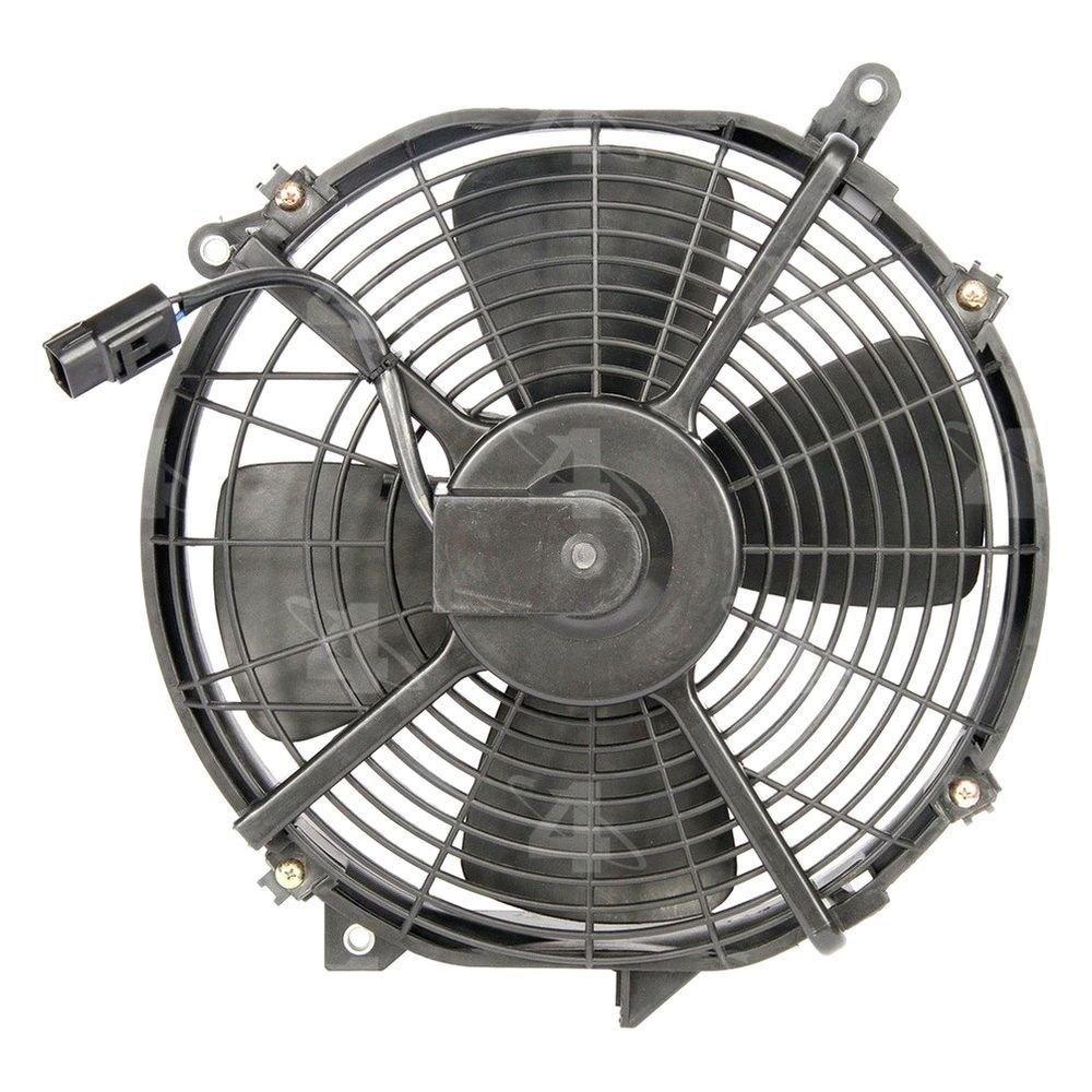Hvac Fan Blade : Four seasons lexus ls  a c condenser fan assembly