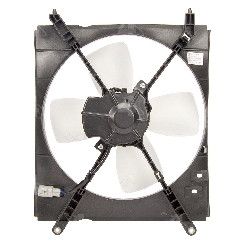 Hvac Fan Blade : Four seasons toyota camry a c condenser fan assembly