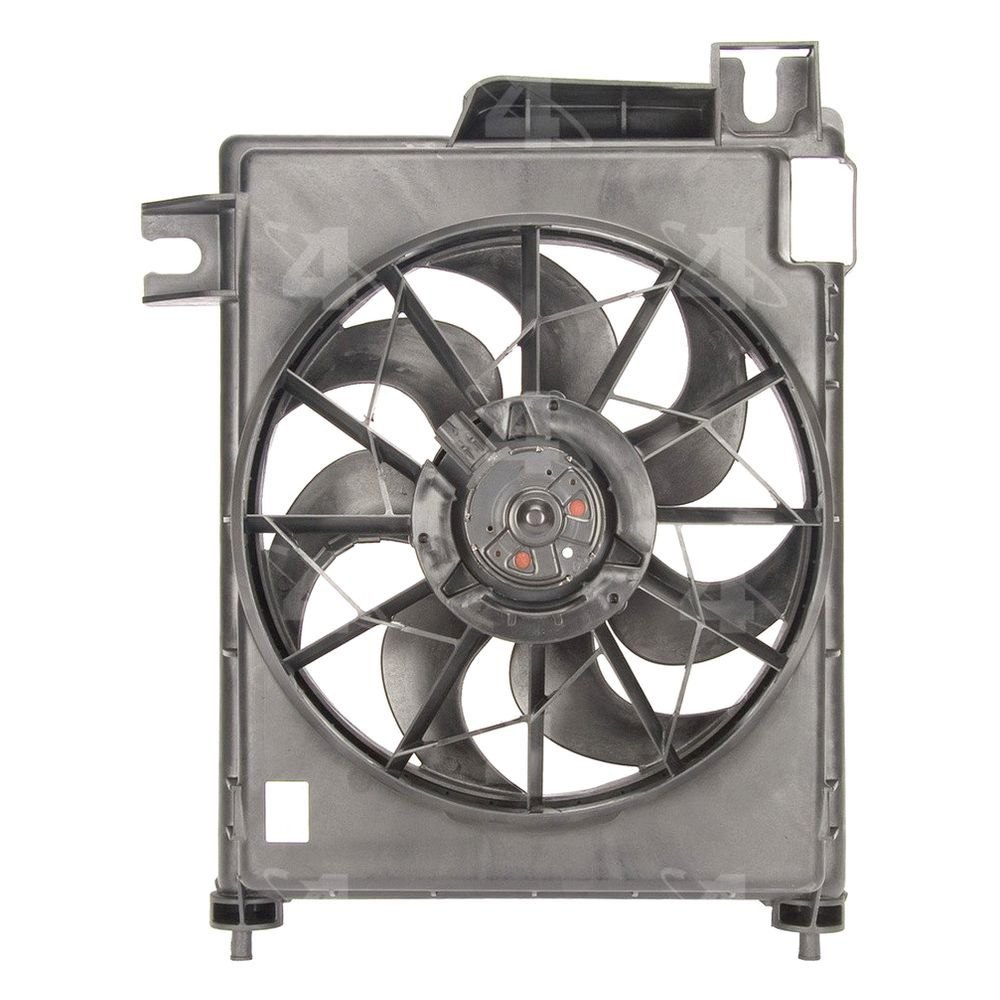 A c condenser fan assembly ebay for Ac condenser fan motor replacement