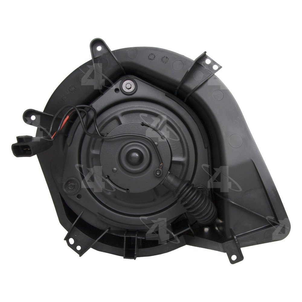 Four seasons 75749 hvac blower motor with wheel for Furnace blower motor home depot