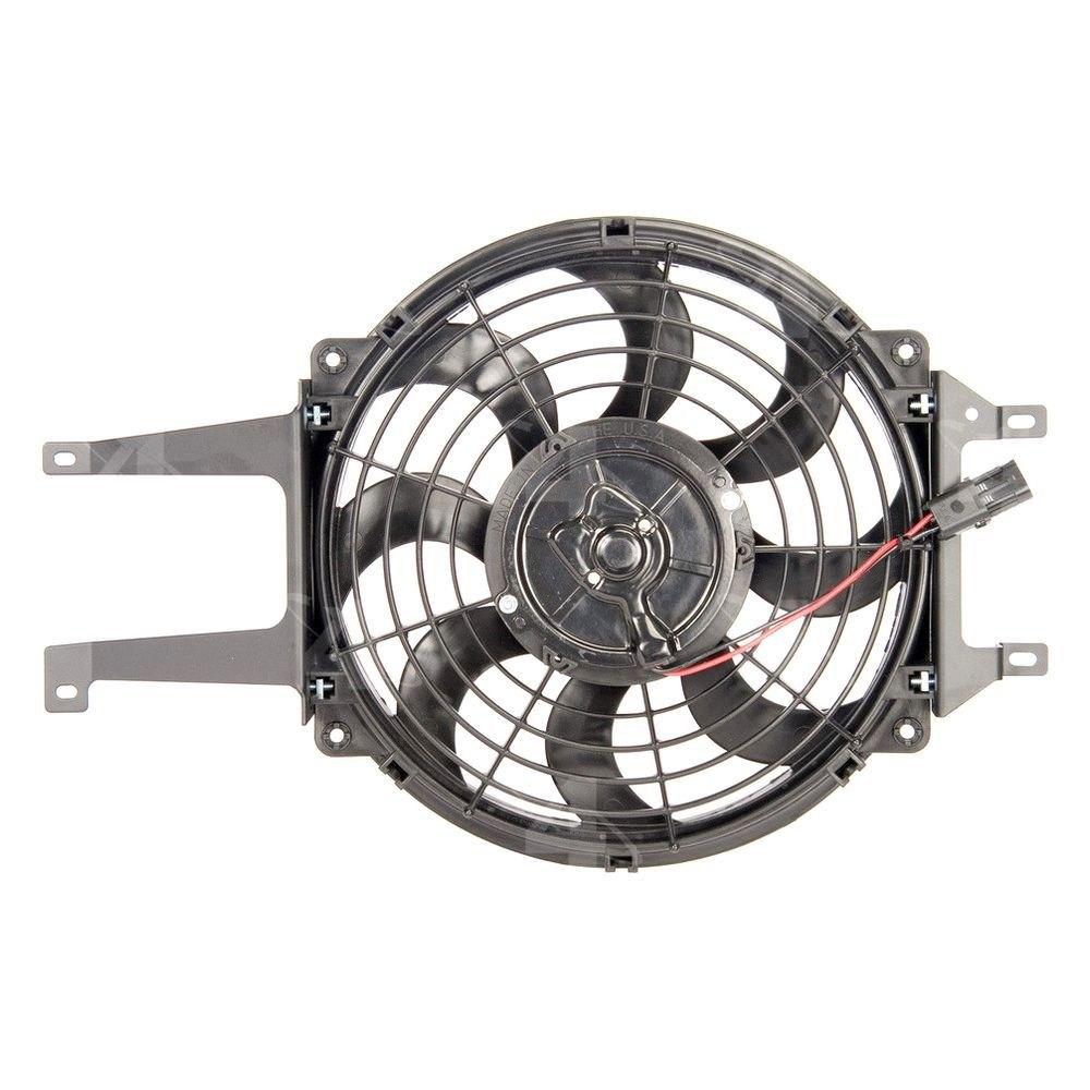 four seasons u00ae  c condenser fan assembly