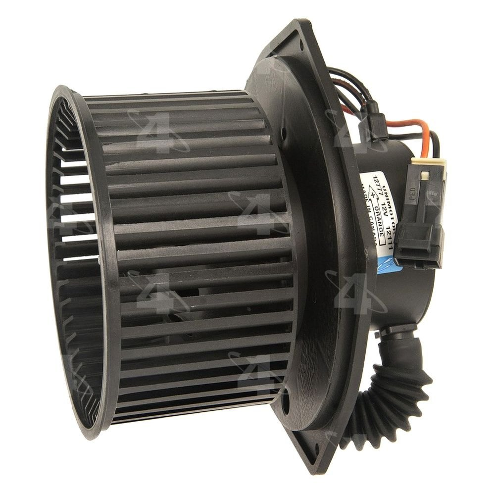 Four Seasons 75777 Hvac Blower Motor With Wheel