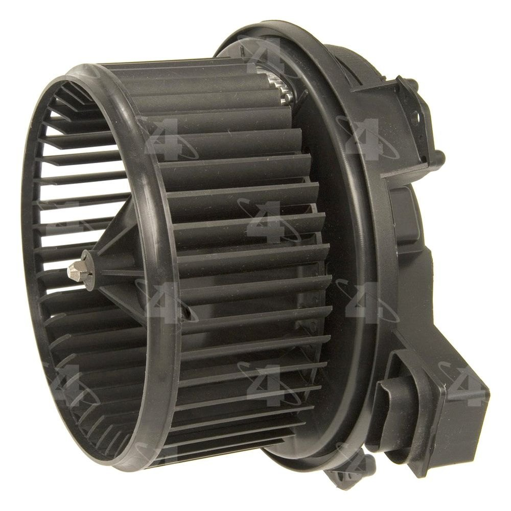 Four seasons 75830 toyota tundra 2013 hvac blower motor for Blower motor for furnace cost