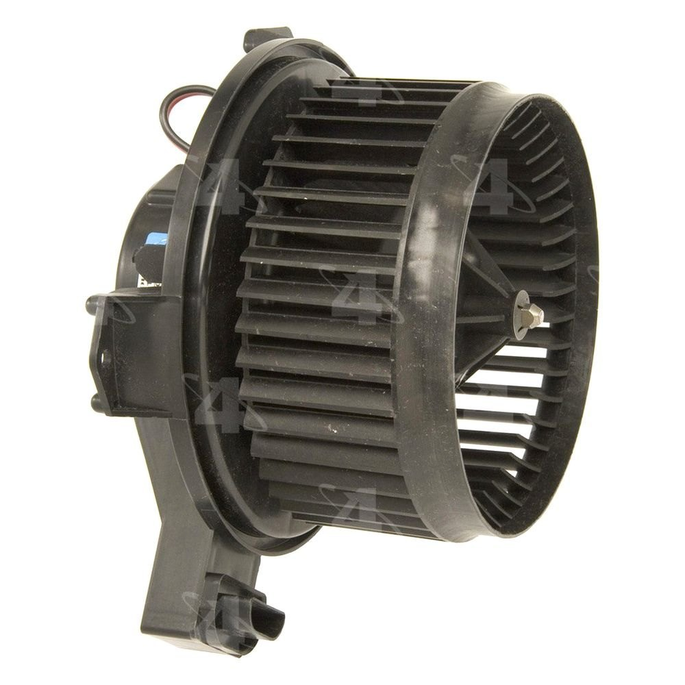 Four seasons 75839 hvac blower motor with wheel for Blower motor for furnace cost
