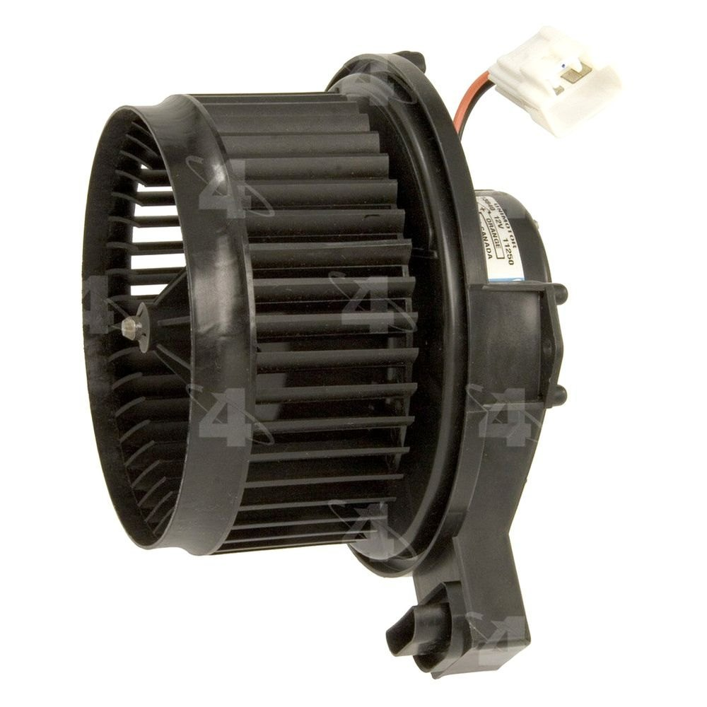 Four seasons 75840 hvac blower motor with wheel for Blow motor for furnace
