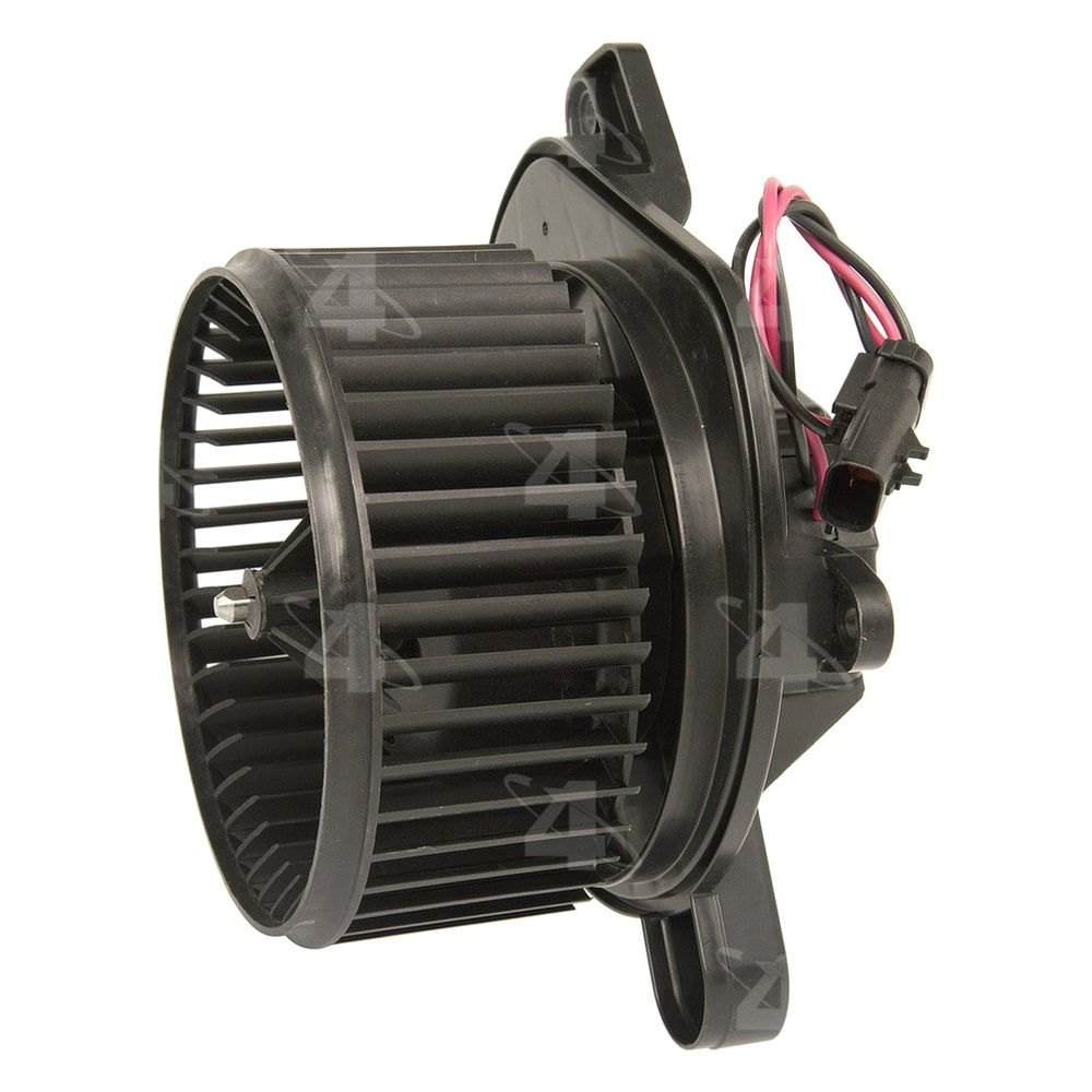 Pvc Fans And Blowers : Plastic hvac blower motor with wheel w ebay