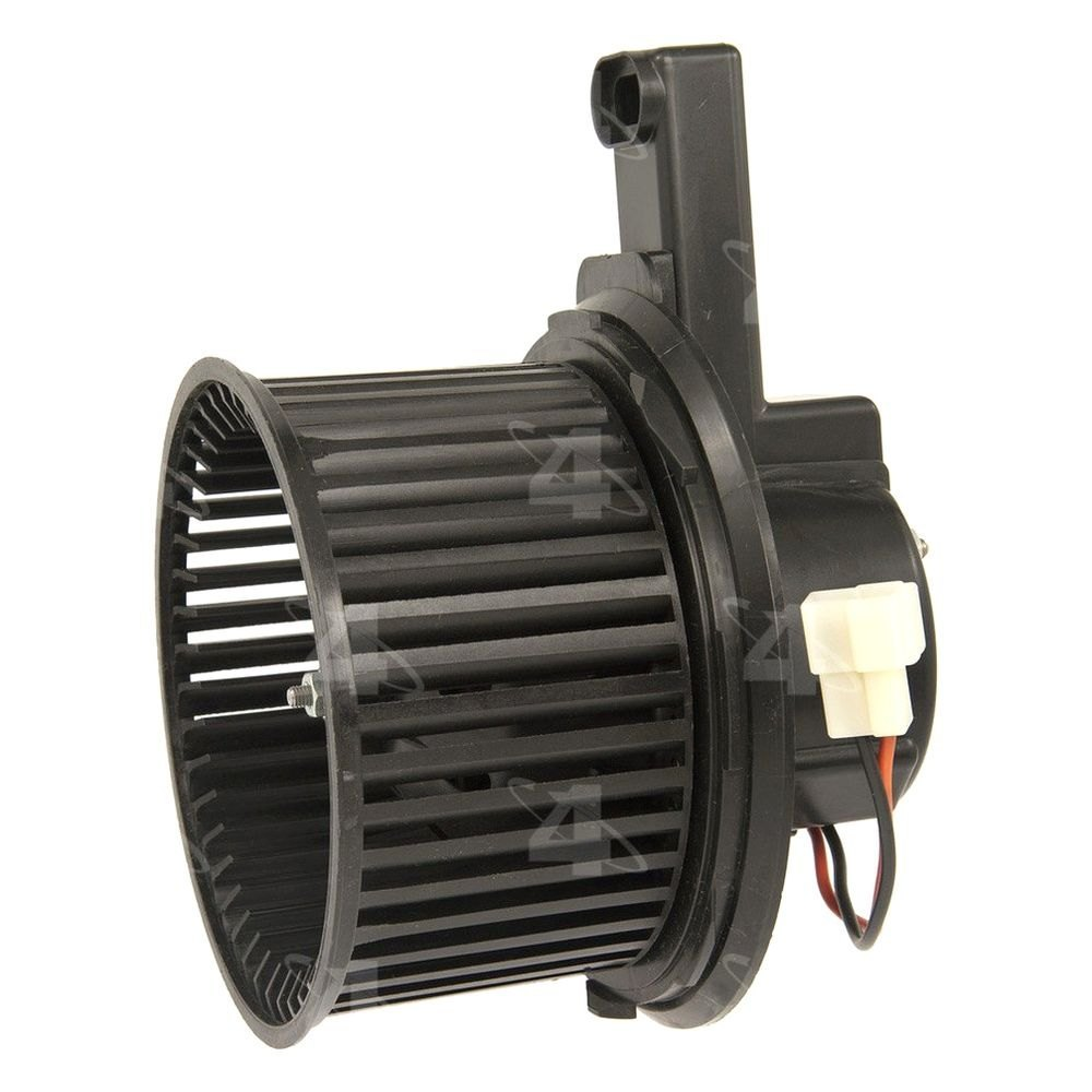 Four seasons 75855 hvac blower motor with wheel for Blow motor for furnace