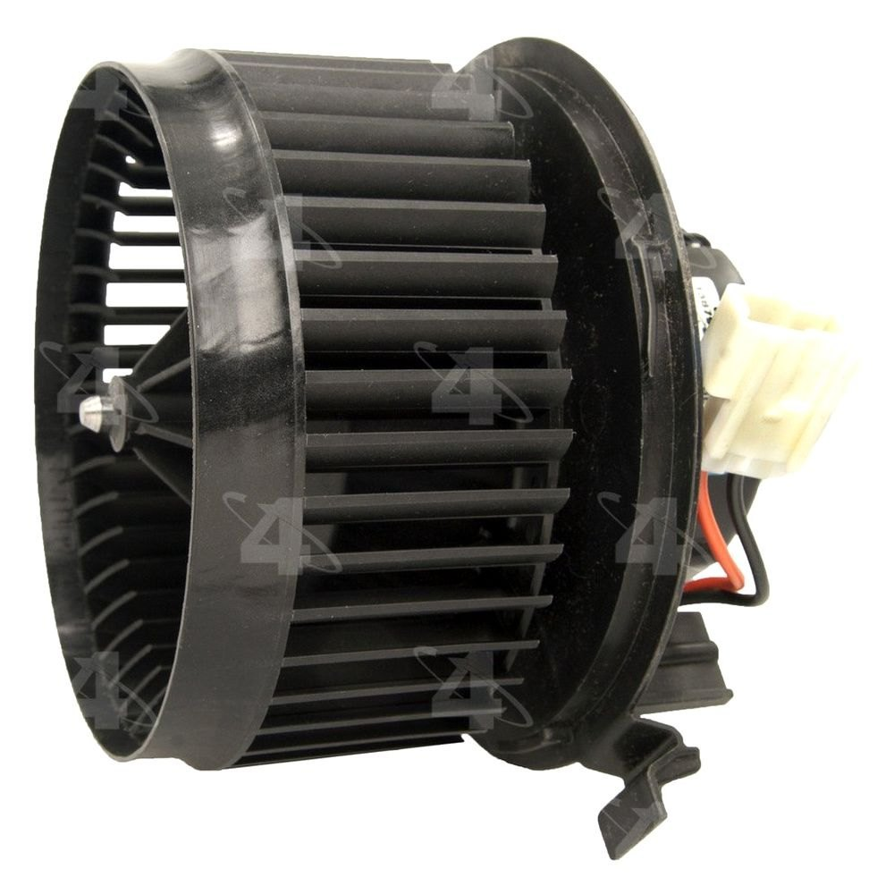 Four seasons 75879 hvac blower motor with wheel for Furnace blower motor replacement cost
