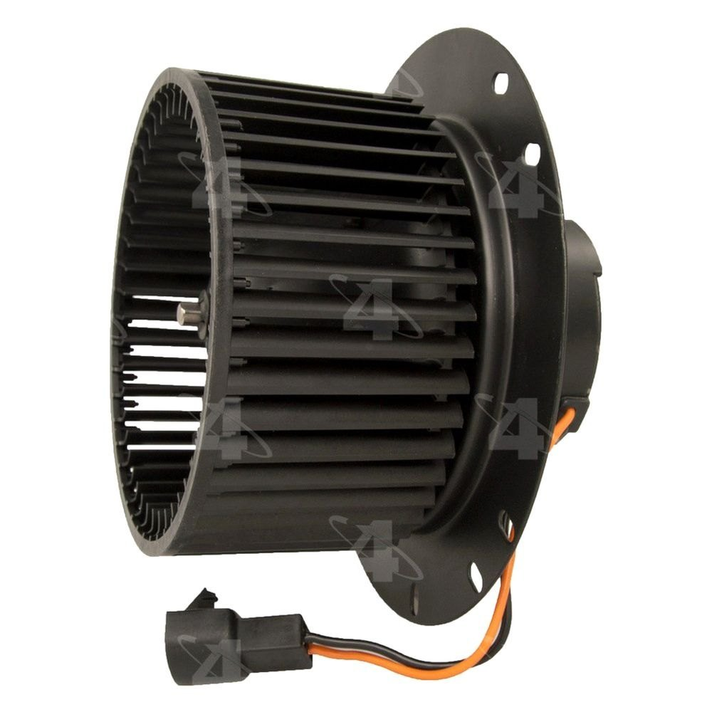 Four seasons 75890 hvac blower motor with wheel for Blow motor for furnace