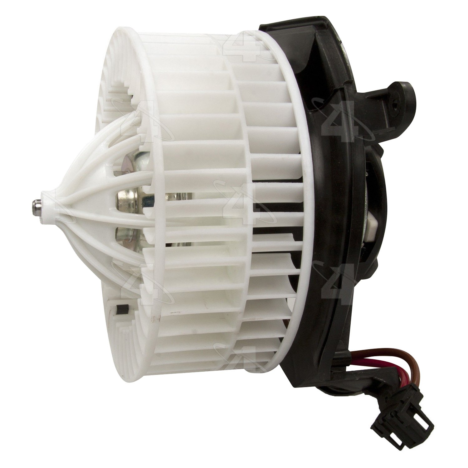 four seasons 75895 hvac blower motor with wheel