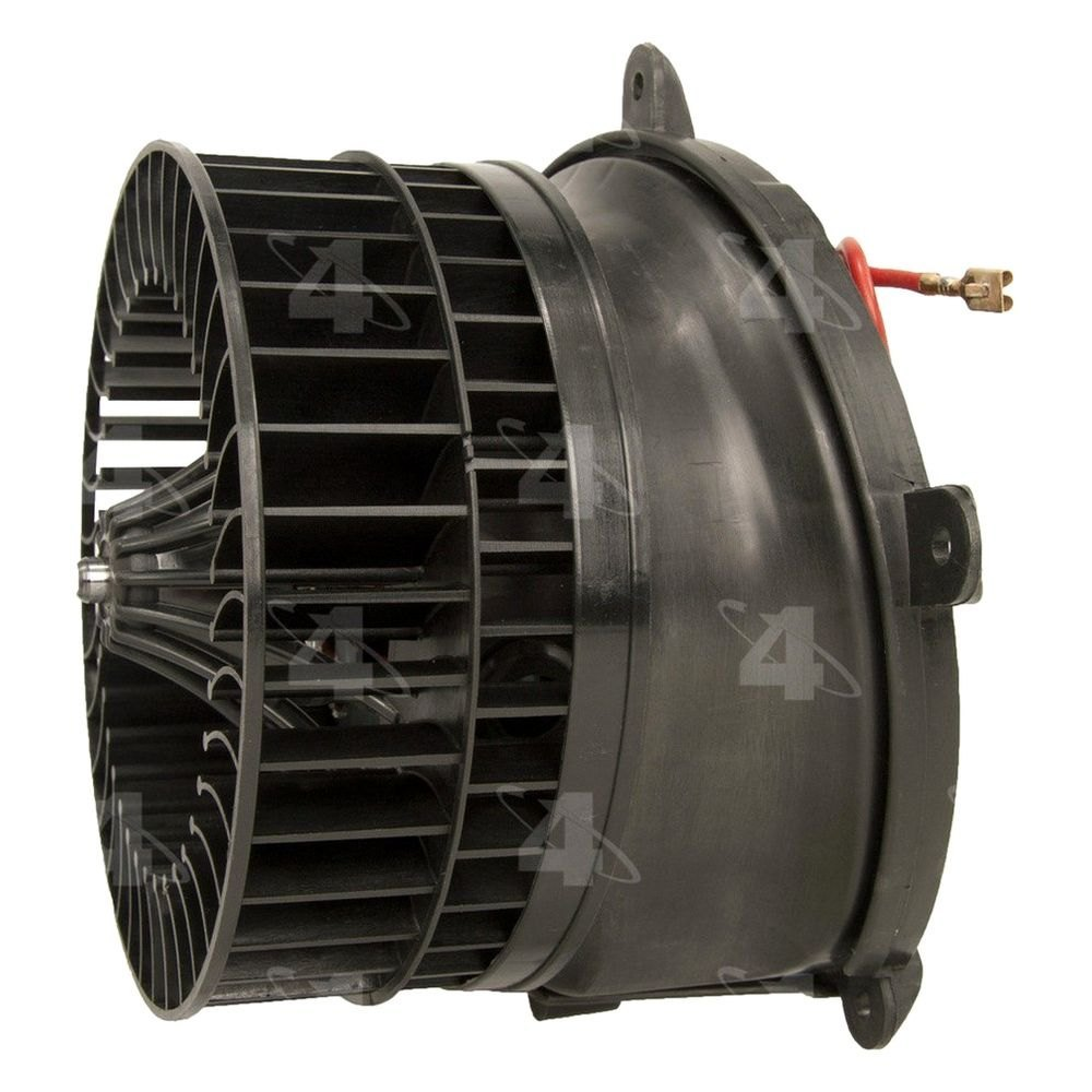 Four seasons 75897 hvac blower motor with wheel for Blow motor for furnace