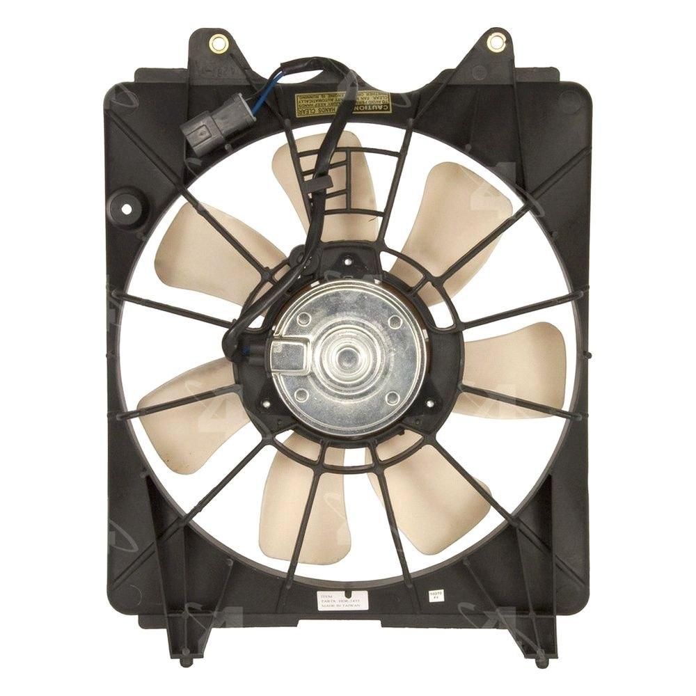 Hvac Fan Blade : Four seasons honda civic a c condenser fan assembly