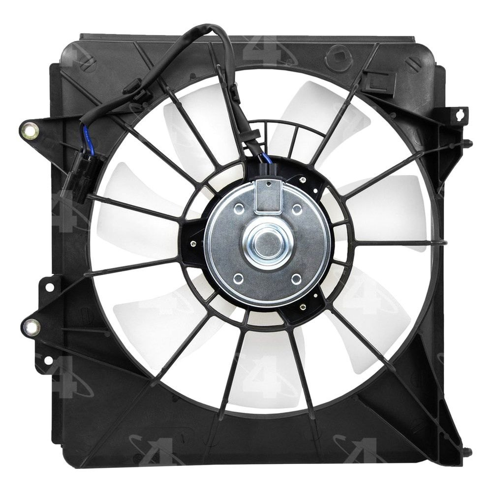 Hvac Fan Blade : Four seasons honda fit  a c condenser fan assembly