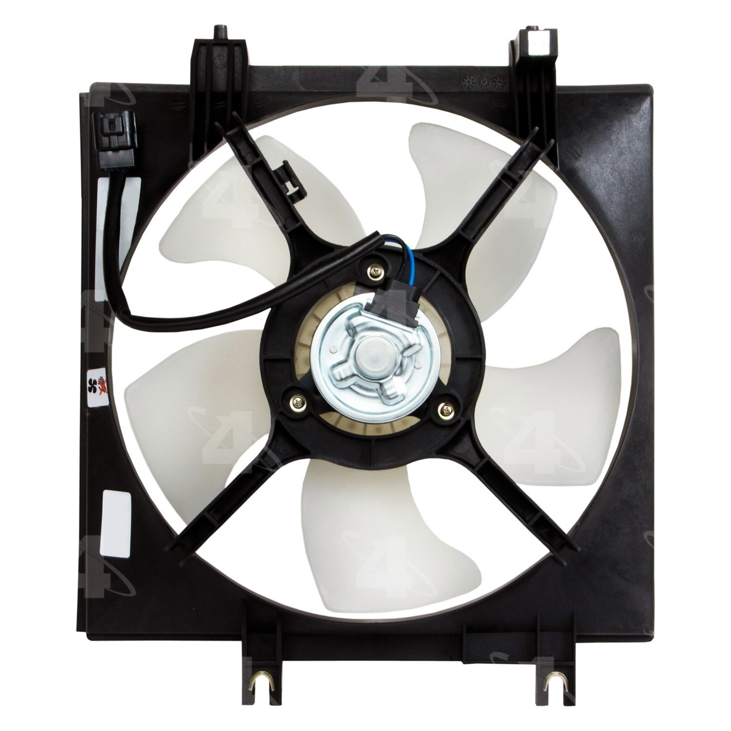 Four Seasons 76238 Right A C Condenser Fan Motor Assembly