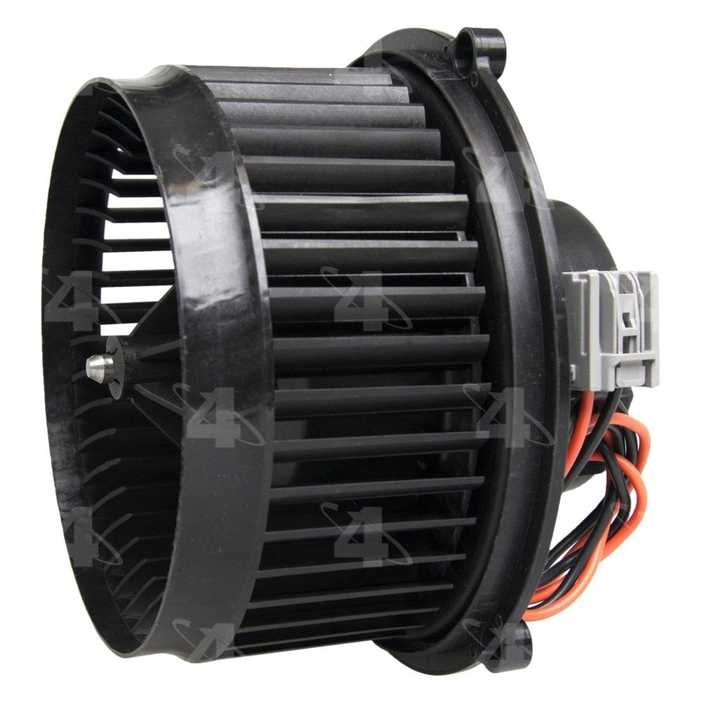 Four seasons 76927 hvac blower motor with wheel for Blow motor for furnace