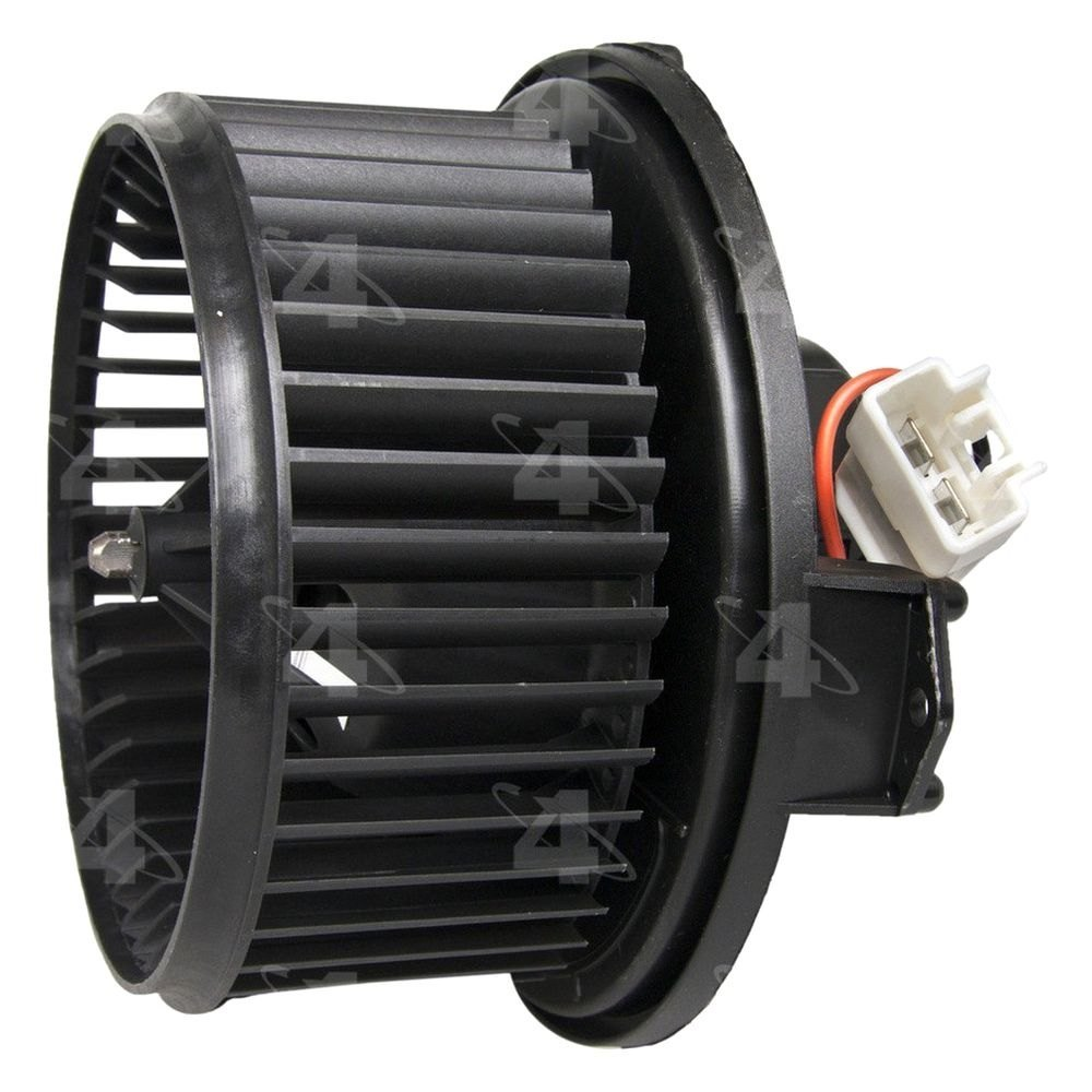 Service manual 2011 jeep wrangler blower motor for Heater blower motor replacement