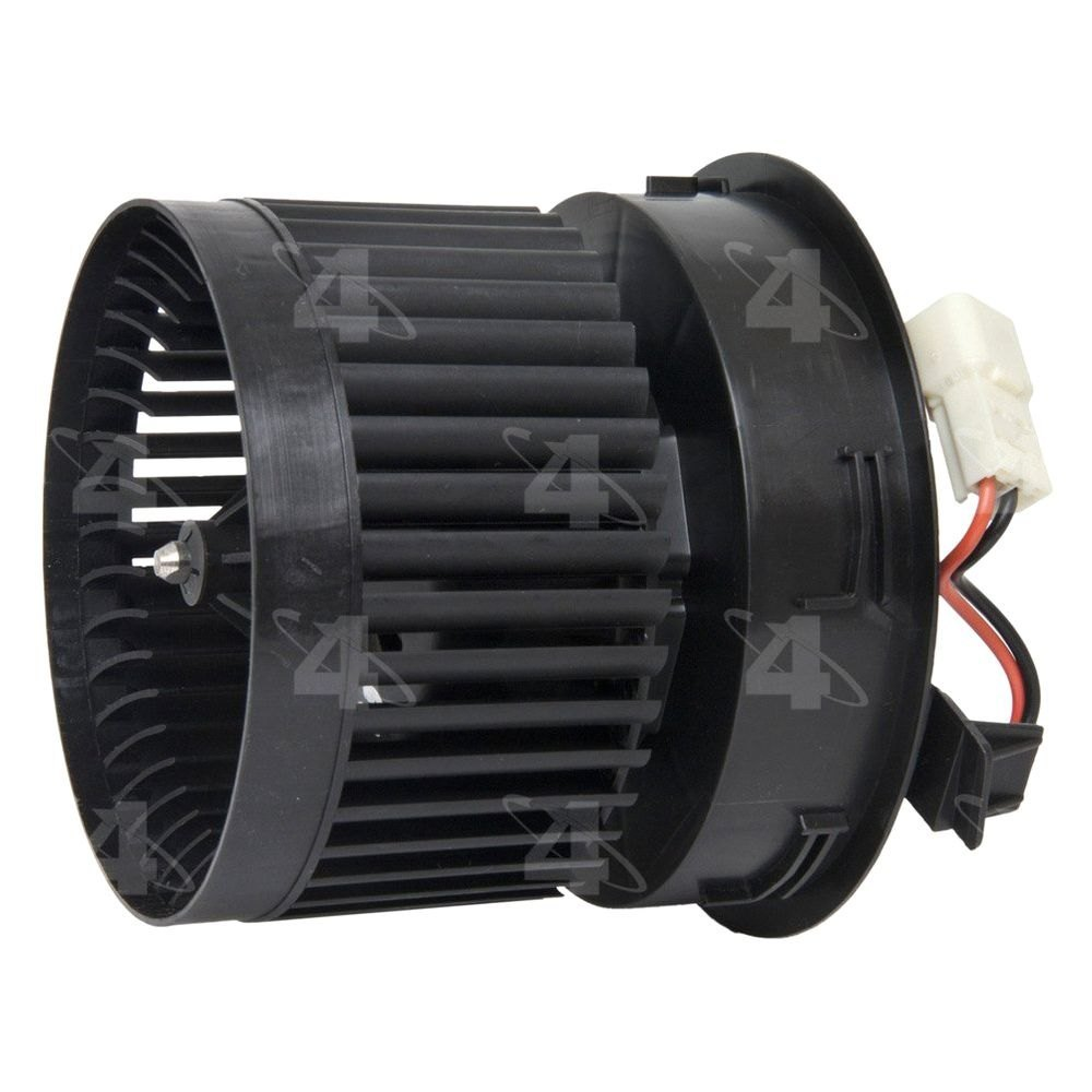 Four seasons 76952 hvac blower motor with wheel for Furnace blower motor price