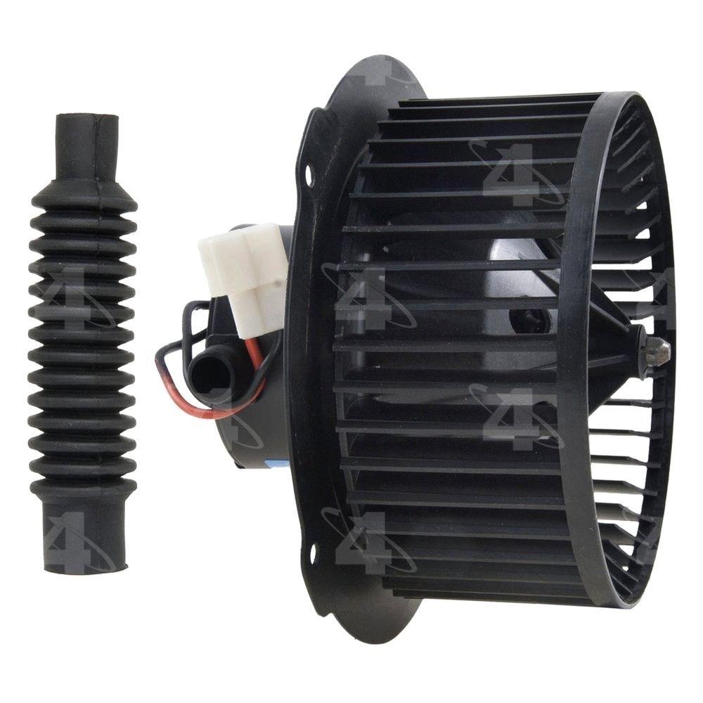 Four seasons 76958 hvac blower motor with wheel for Furnace blower motor price