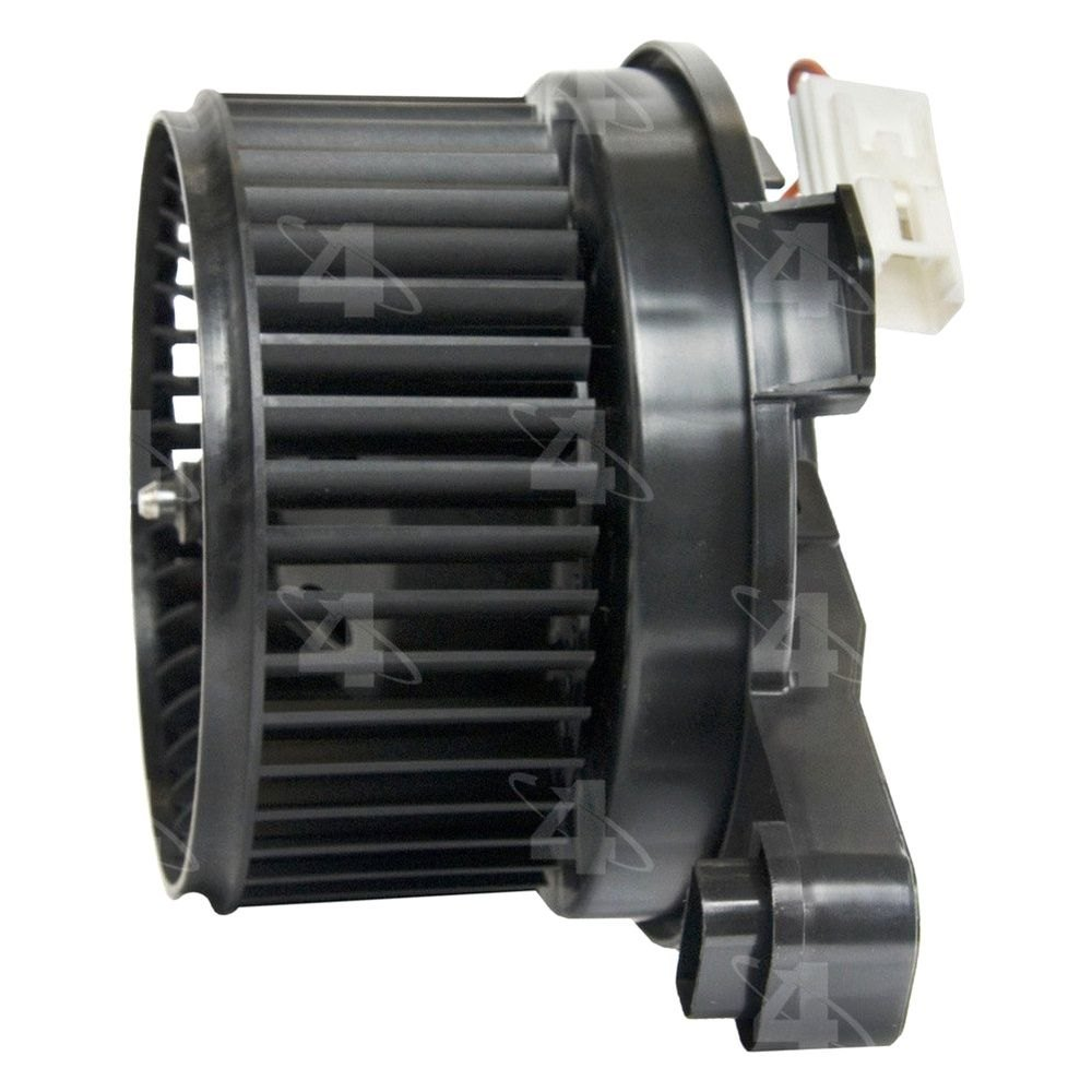 Four seasons 76964 hvac blower motor with wheel for Furnace blower motor home depot