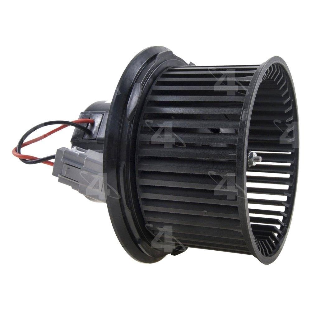 Four seasons 76967 hvac blower motor with wheel for Furnace blower motor price