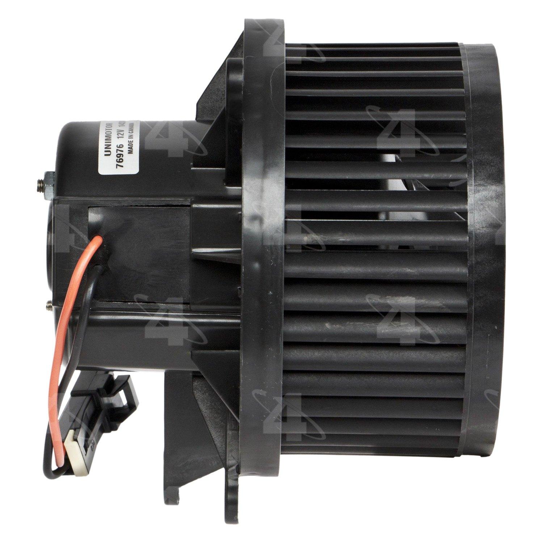 Four Seasons 76976 Hvac Blower Motor With Wheel