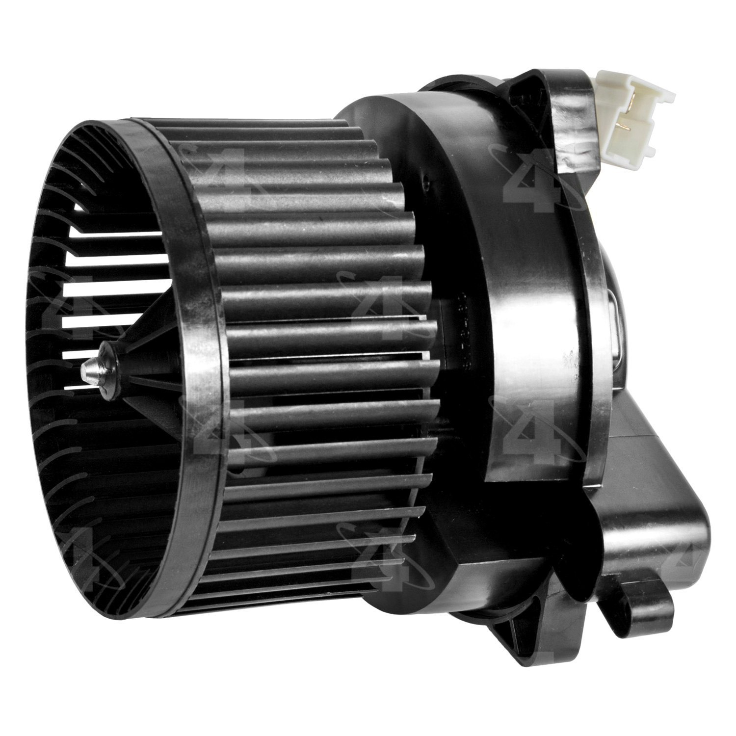 Used Hvac Blower Motor With Wheel W Wheel For Sale Part